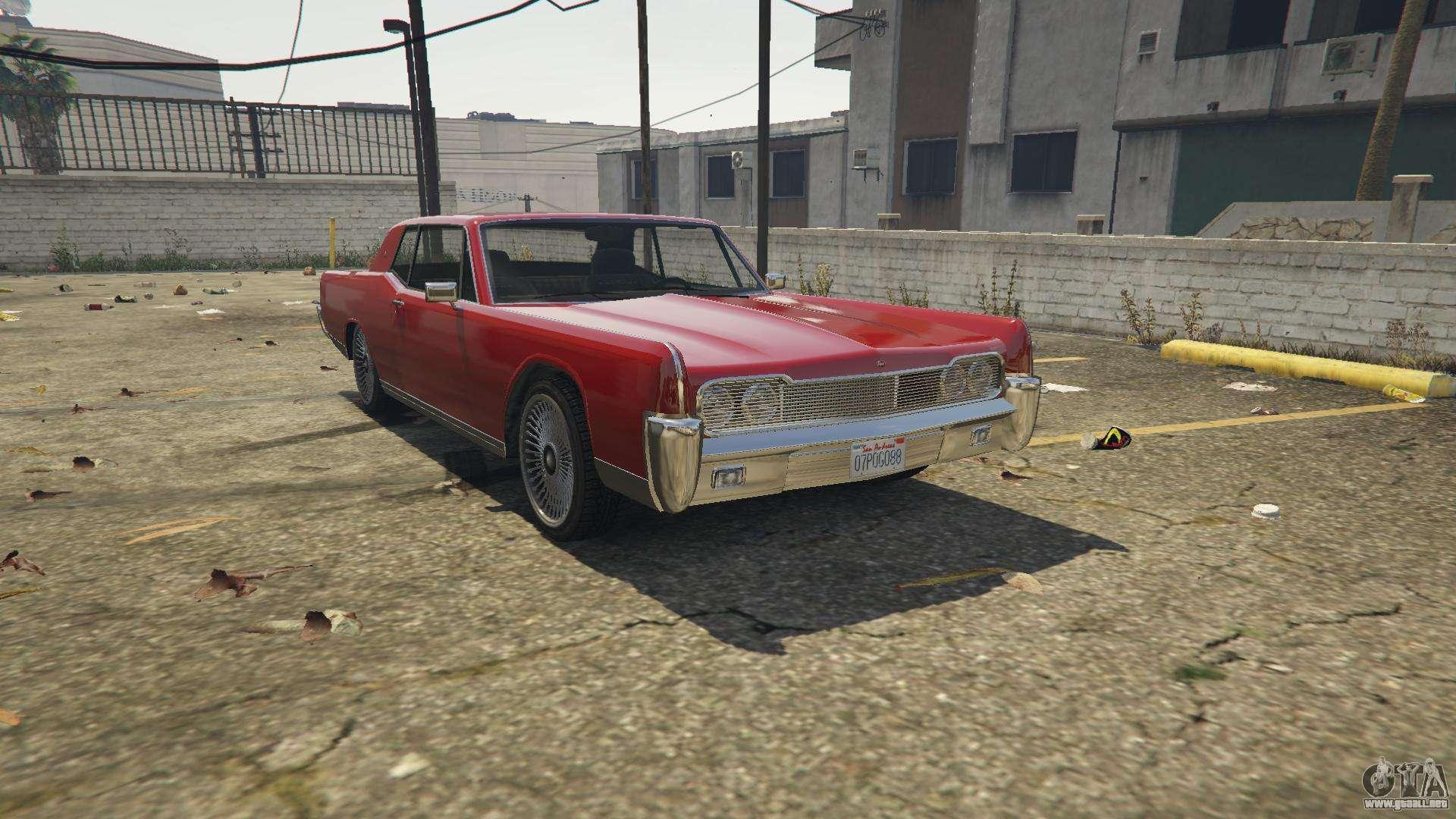 Vapid Chino de GTA 5