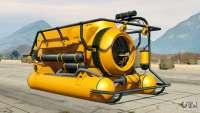 La bomba sumergible para GTA 5