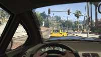 Coil Brawler de GTA 5 - Vista desde la cabina