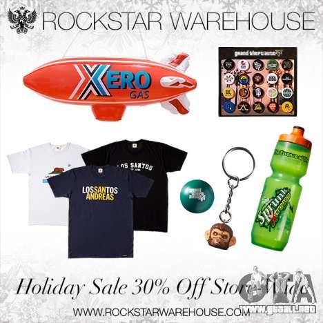 Rockstar Warehouse Descuentos