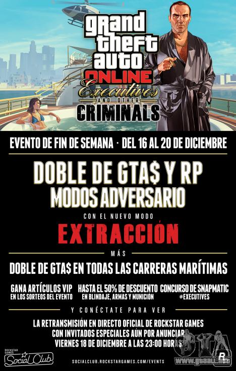 Ejecutivos y ither criminales