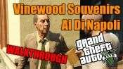 GTA 5 Walkthrough - Vinewood tienda de Regalos - Al Di Napoli