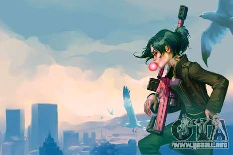 GTA V Online el Carácter-Retrato