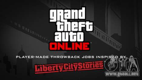 Custom misión para GTA Online