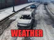 GTA 5 PC - cambio de clima de enganar