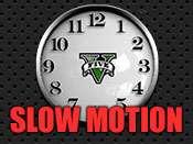 GTA 5 - El tiempo lento de trucos