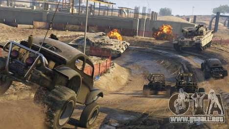 GTA Online Consejos Útiles: Rhino Caza