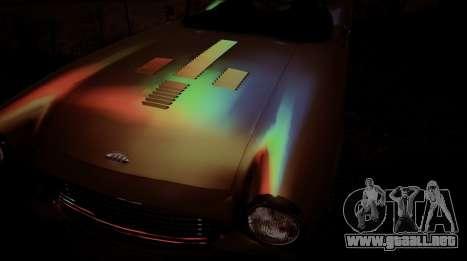 Cool la foto del coche en GTA Online