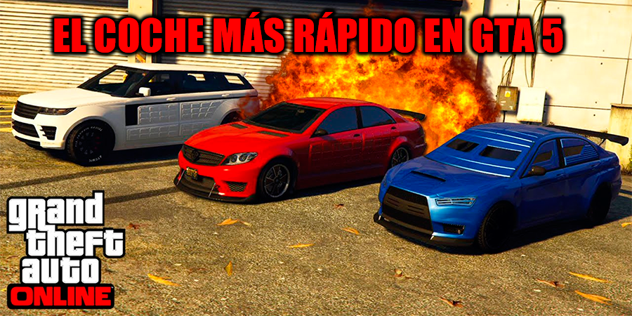 Fastest Cars In Gta Online