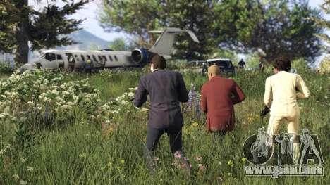 el Contrabando en GTA Online