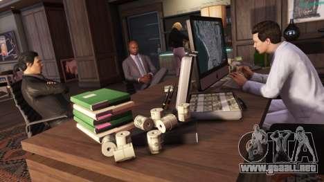 GTA Online: nuevas Aventuras en Finanzas y Delito