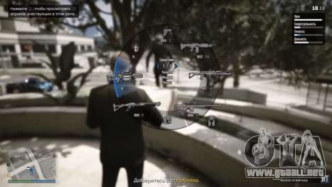 Nuevo glitch de GTA Online: municion infinita