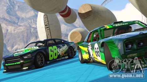 GTA Online Stunt Race Creador ahora disponible