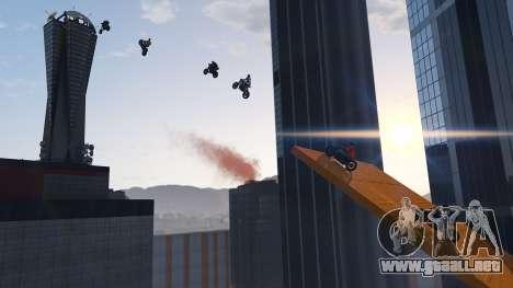 La nueva prima de carrera Alta Volante de actualización para GTA Online