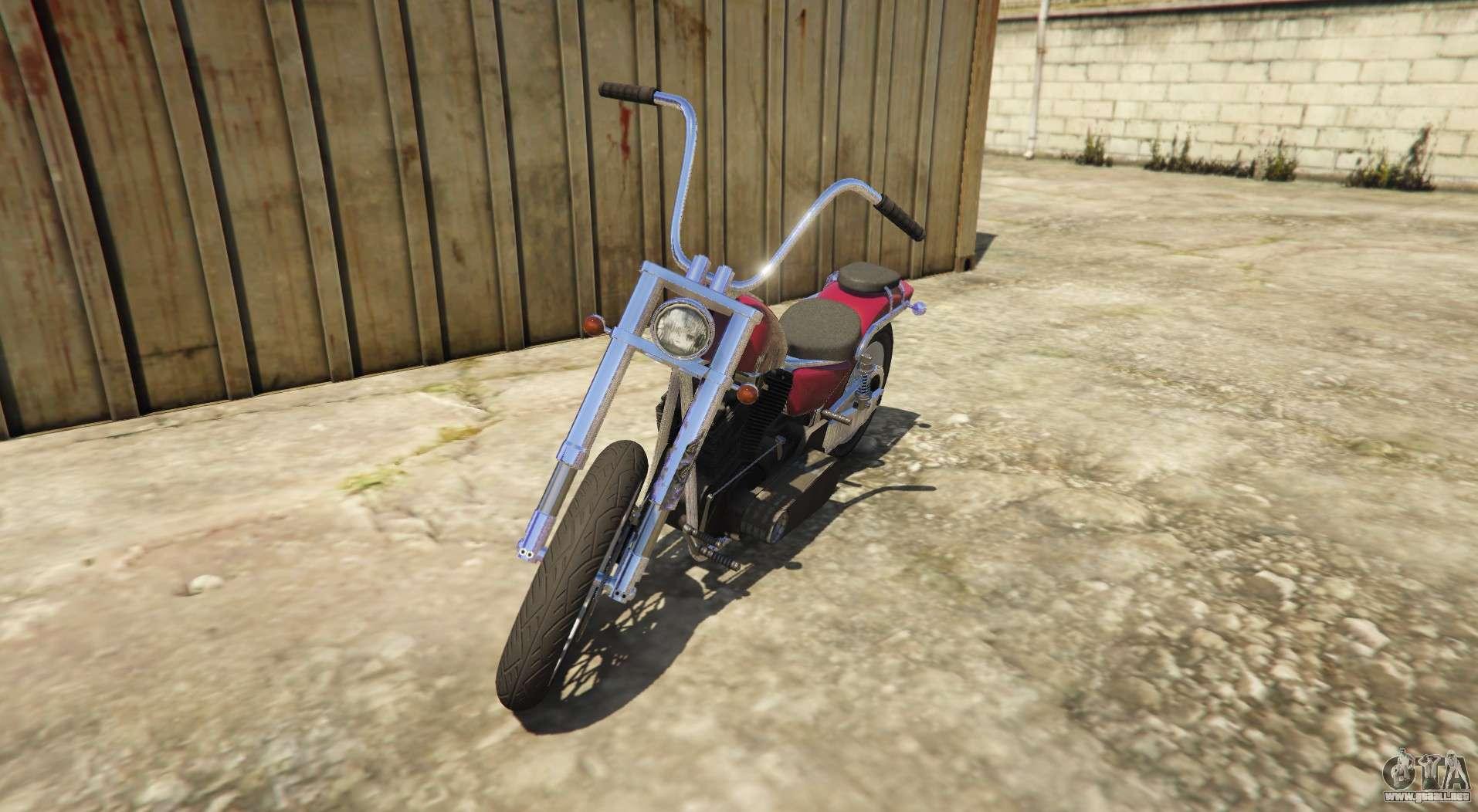 Demonio - neue chopper von der Western Motorcycle Company