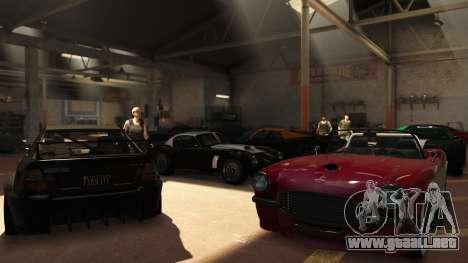 Nuevos autos exóticos en GTA Online