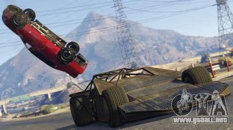 Nuevo especial de los vehículos en GTA Online