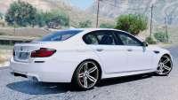 GTA 5 BMW M5 F10 2012
