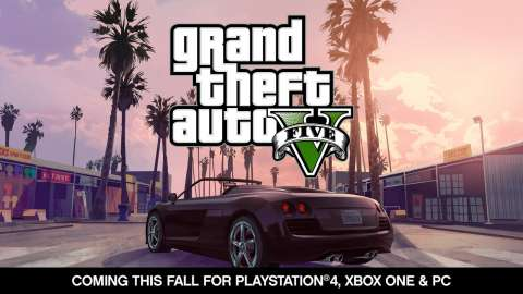 El anuncio de GTA V en PC, PS4 y XboxOne