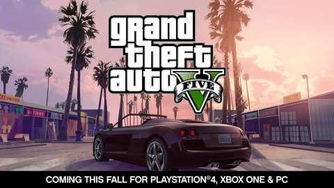 El anuncio de GTA V en PC, PS4 y XboxOne