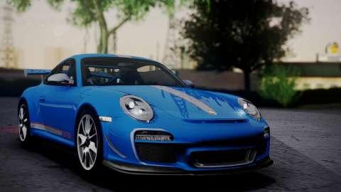 Exclusivo: el Porsche 911 GT3 RS4.0 2011