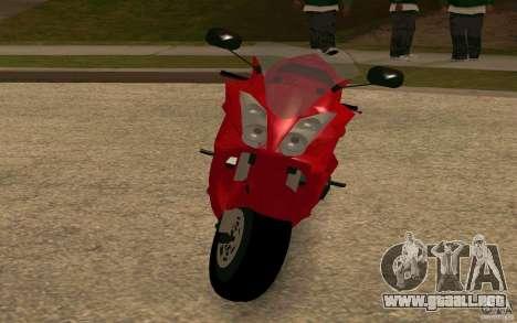 Honda VTR 2003 para GTA San Andreas left