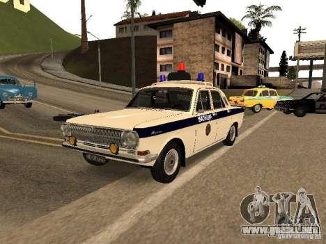 24 Milicianos del GAS para GTA San Andreas