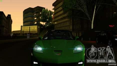 Direct R V1.1 para GTA San Andreas sexta pantalla