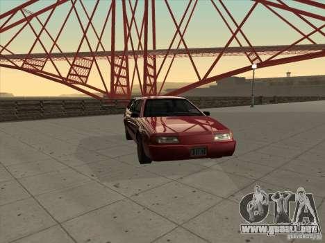 ENBSeries by Chris12345 para GTA San Andreas séptima pantalla