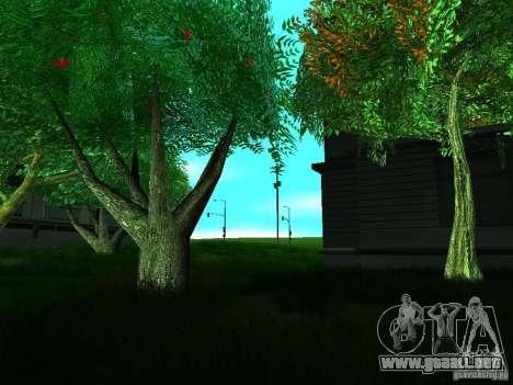 ENBSeries by gta19991999 para GTA San Andreas tercera pantalla