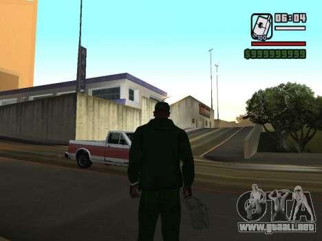 formato de 12/24 horas para GTA San Andreas quinta pantalla