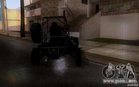 Desert Patrol Vehicle para la visión correcta GTA San Andreas