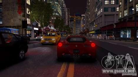 Simple ENB para GTA 4 novena de pantalla