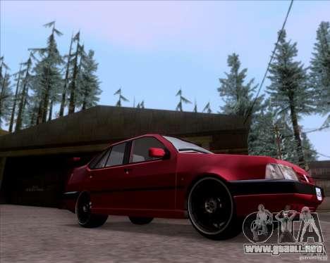 Fiat Tempra 1998 Tuning para la visión correcta GTA San Andreas