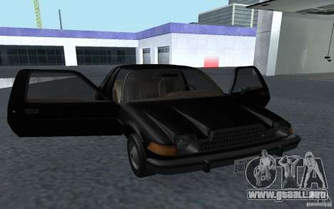 AMC Pacer para la visión correcta GTA San Andreas