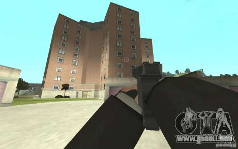 Nueva animación de GTA IV para GTA San Andreas
