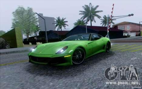 SA Illusion-S V4.0 para GTA San Andreas sexta pantalla