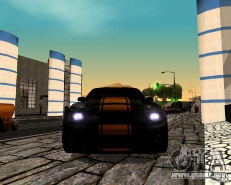 ENBSeries by Nikoo Bel v2.0 para GTA San Andreas
