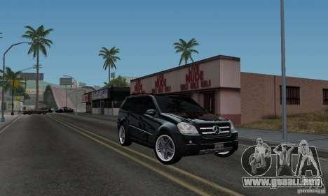 Mercedes-Benz GL 500 para GTA San Andreas