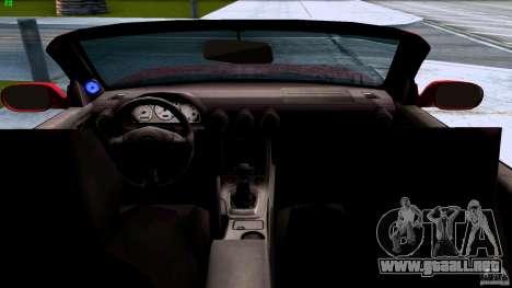 Nissan Silvia S15 Varietta para GTA San Andreas left