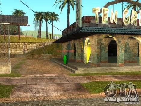 Negocio Cj v1.0 para GTA San Andreas
