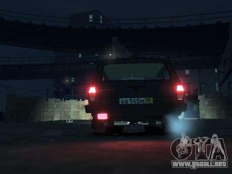 Carro 310221 del GAS para GTA 4 vista lateral