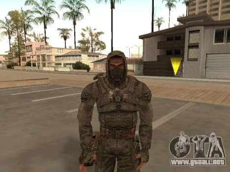 Un paquete grande de acosadores gratis para GTA San Andreas novena de pantalla