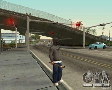 Robber para GTA San Andreas sucesivamente de pantalla