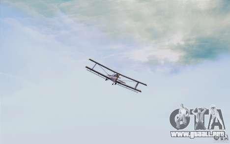 Sky Box V1.0 para GTA San Andreas tercera pantalla