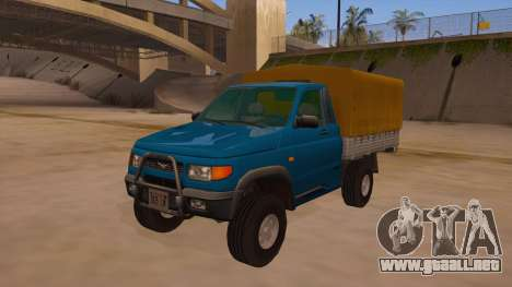 UAZ-2360 para GTA San Andreas