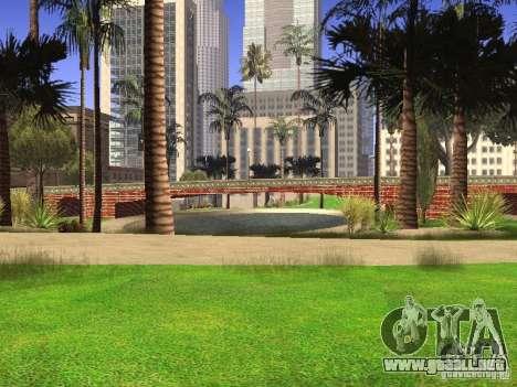 New Los Santos para GTA San Andreas sucesivamente de pantalla