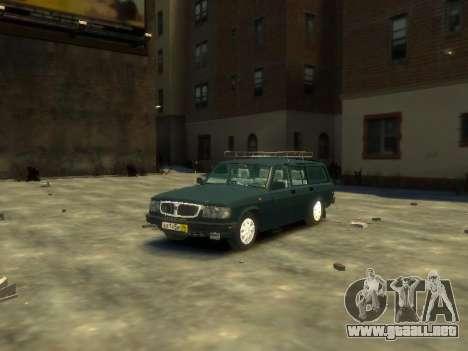 Carro 310221 del GAS para GTA 4