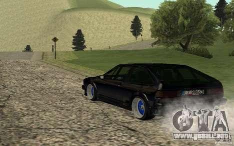 Volkswagen Scirocco para GTA San Andreas left