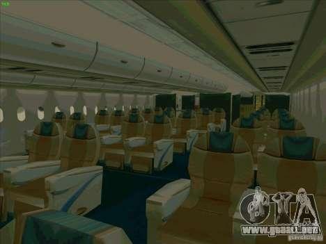 Airbus A380-800 para las ruedas de GTA San Andreas